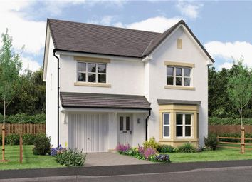 "Thumbnail 4 bed detached house for sale in ""Crompton Det"" at Jeanette Stewart Drive, Dalkeith"