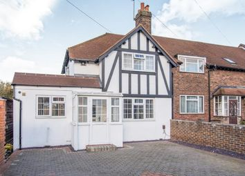 Thumbnail 3 bedroom end terrace house for sale in Eltham Palace Road, Eltham, London, .