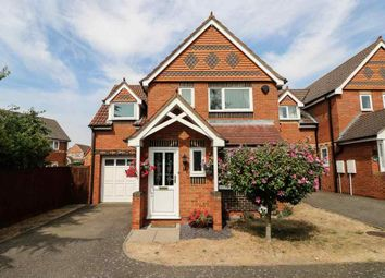 Thumbnail 3 bed detached house for sale in Harrier Close, Hartford, Huntingdon
