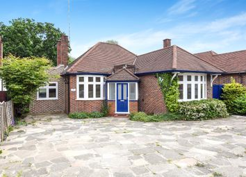 Thumbnail 3 bed detached bungalow for sale in Southwood Drive, Tolworth, Surbiton