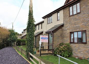 Thumbnail 2 bed terraced house for sale in Tafarn Y Grisiau, Y Felinheli