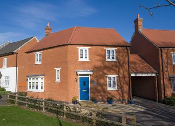 Thumbnail 3 bed detached house for sale in Bronnley Way, Brackley