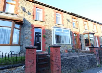 Thumbnail 3 bed terraced house for sale in Davies Street -, Porth