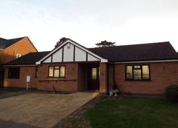 Thumbnail 4 bedroom bungalow for sale in Lychgate Close, Burbage, Hinckley, Leicestershire