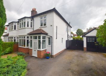 Thumbnail 3 bed semi-detached house for sale in Heswall Avenue, Bebington, Wirral