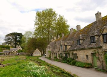 Thumbnail 2 bed cottage to rent in Arlington Row, Bibury, Cirencester