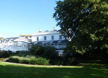 Thumbnail 2 bed flat for sale in 38 Braddons Hill Road East, Torquay, Devon