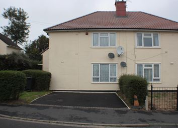 Thumbnail 1 bed flat for sale in Dancey Mead, Highridge, Bristol