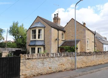 Thumbnail 3 bed detached house to rent in Empingham Road, Stamford