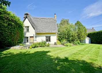 Thumbnail 3 bed detached house for sale in The Highway, Great Staughton, St. Neots