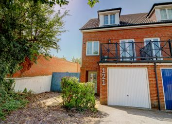 Thumbnail 3 bed end terrace house for sale in Waterside Lane, Gillingham