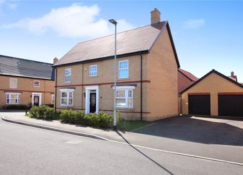 Thumbnail 5 bed detached house for sale in Brickle Wood Avenue, Poringland, Norwich, Norfolk