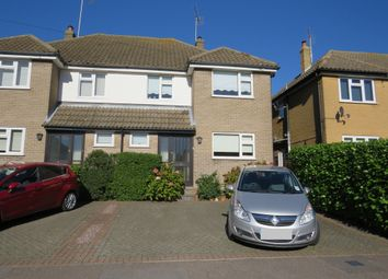 Thumbnail 3 bed semi-detached house for sale in Raven Close, Billericay