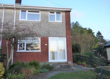 Thumbnail 3 bed semi-detached house for sale in Station Road, Bere Alston, Yelverton