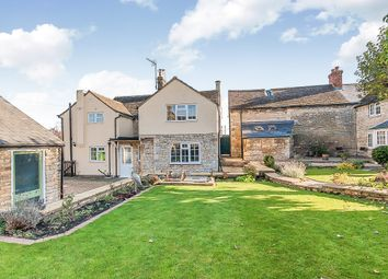 Thumbnail 4 bed property for sale in The Green, Ketton, Stamford