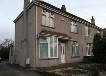 Thumbnail 3 bed semi-detached house to rent in Hyde Road, Morecambe