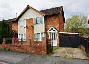 Thumbnail 2 bed semi-detached house for sale in Dunlin Drive, Kidderminster