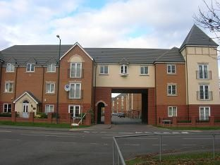 Thumbnail 2 bedroom flat to rent in Bewick Croft, Stoke, Coventry, West Midlands
