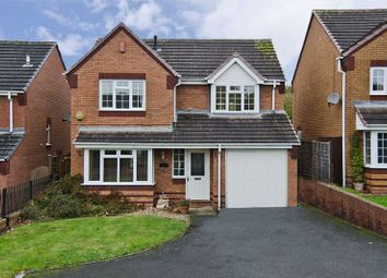 Thumbnail 4 bed detached house to rent in Wimblebury Road, Littleworth, Cannock