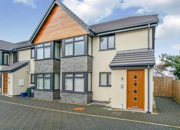 Thumbnail 2 bedroom flat for sale in Fernbank, Penmaenmawr Road, Llanfairfechan, Conwy