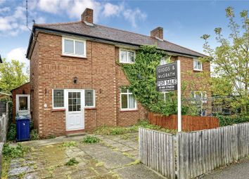 3 bed semi-detached house for sale in West End, Brampton, Huntingdon, Cambridgeshire PE28