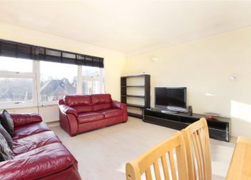 Thumbnail 2 bed flat to rent in North Side Wandsworth Common, Battersea, London