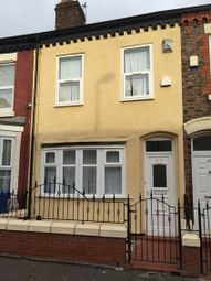 Thumbnail 3 bed terraced house for sale in Needham Road, Liverpool