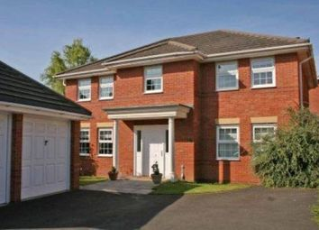 Thumbnail 4 bedroom detached house to rent in Millfield, Neston