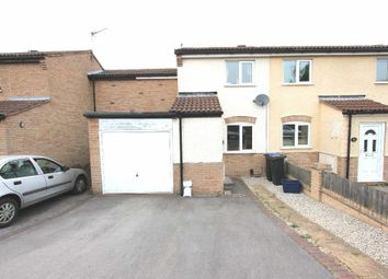 Thumbnail 2 bedroom town house for sale in Queensway, Barwell, Leicester