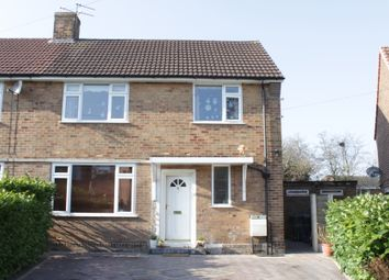 Thumbnail 3 bed semi-detached house for sale in Bollin Avenue, Bowdon, Altrincham