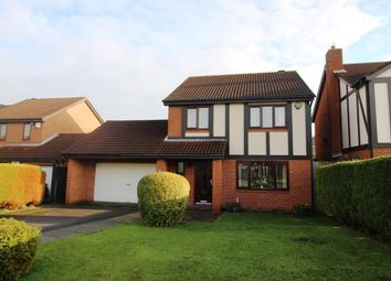 Thumbnail 4 bed detached house for sale in Castlemaine Close, Houghton Le Spring, Tyne And Wear