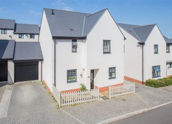 Thumbnail 3 bed link-detached house for sale in Exminster, Exeter, Devon