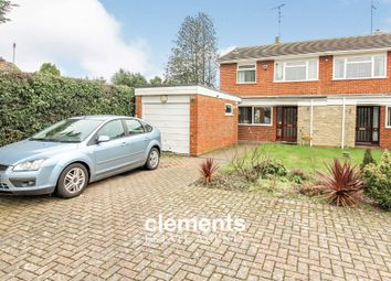 Thumbnail 3 bed semi-detached house for sale in Studham Lane, Dagnall
