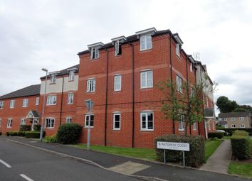 Thumbnail 2 bed flat to rent in Waterway Court, Solihull, West Midlands