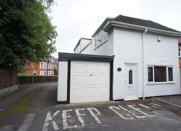 Thumbnail 4 bed detached house to rent in Chevin Road, Derby