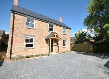 Thumbnail 3 bed detached house for sale in Holmleigh Close, Duston, Northampton