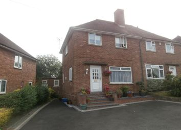 Thumbnail 2 bed semi-detached house for sale in Gibbons Road, Sutton Coldfield