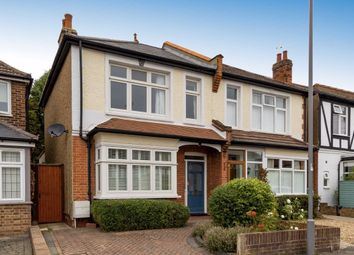 3 bed semi-detached house for sale in Malvern Road, Surbiton KT6