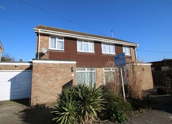Thumbnail 3 bed semi-detached house for sale in Appledore Road, Woodchurch, Ashford