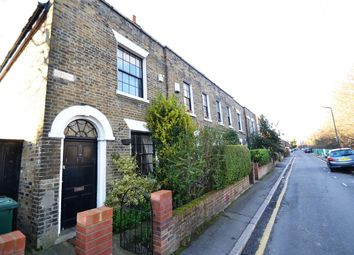 Thumbnail 2 bed end terrace house to rent in Wandle Bank, Colliers Wood, London