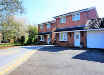 Thumbnail 3 bed link-detached house for sale in St. Andrews Drive, Perton, Wolverhampton