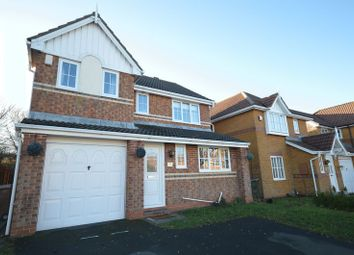Thumbnail 5 bed detached house for sale in Murrayfields, West Allotment, Newcastle Upon Tyne