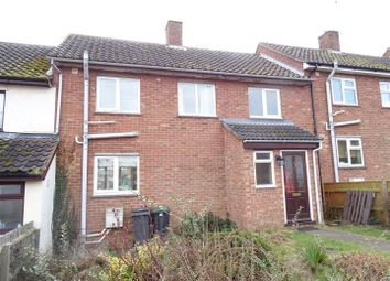 Thumbnail 3 bed terraced house for sale in Priestley Road, Needham Market, Ipswich