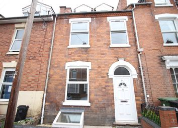 Thumbnail 4 bed terraced house for sale in Middle Street, Arboretum, Worcester