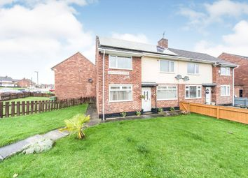 Thumbnail 2 bed semi-detached house for sale in Roseneath Avenue, Stockton-On-Tees
