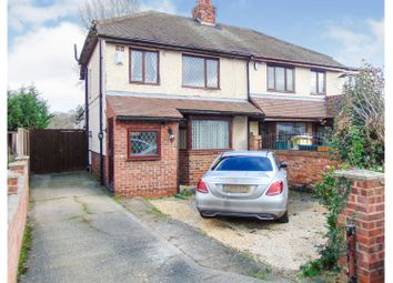 Thumbnail 3 bed semi-detached house for sale in Edenthorpe, Doncaster
