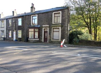 Thumbnail 3 bed terraced house to rent in Halifax Road, Todmorden