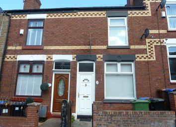 Thumbnail 2 bedroom terraced house to rent in Glebe Street, Offerton, Stockport