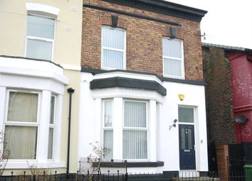 Thumbnail 5 bed shared accommodation to rent in Lorne Street, Fairfield, Liverpool