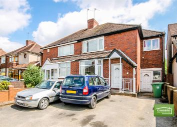 Thumbnail 3 bedroom semi-detached house for sale in Salters Road, Walsall Wood